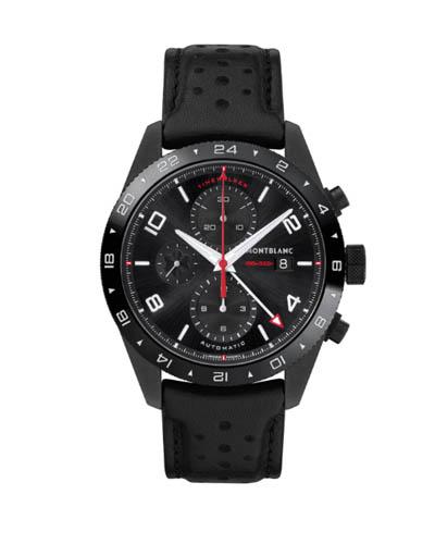 万宝龙Montblanc TimeWalker计时码UTC手表