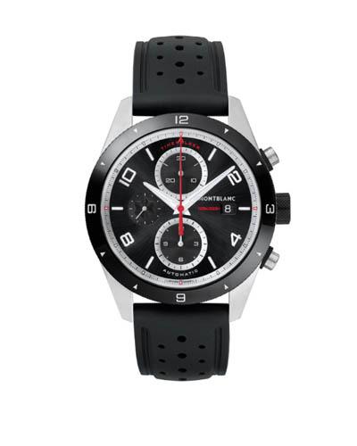 万宝龙 Montblanc TimeWalker Chronograph Automatic 男士手表 116096