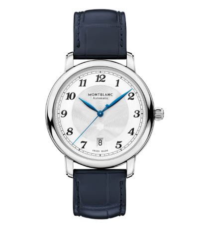 万宝龙Montblanc Star Legacy Automatic Date 39 mm 男士手表 117574