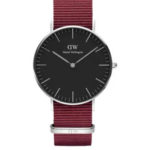 Daniel Wellington 丹尼尔 . 惠灵顿 CLASSIC BLACK ROSELYN 36MM DW00100274