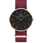 Daniel Wellington 丹尼尔 . 惠灵顿 CLASSIC BLACK ROSELYN 40MM DW00100269