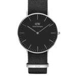 Daniel Wellington 丹尼尔 . 惠灵顿 CLASSIC BLACK CORNWALL 36MM DW00100151