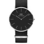 Daniel Wellington 丹尼尔 . 惠灵顿 CLASSIC BLACK CORNWALL 40MM DW00100149