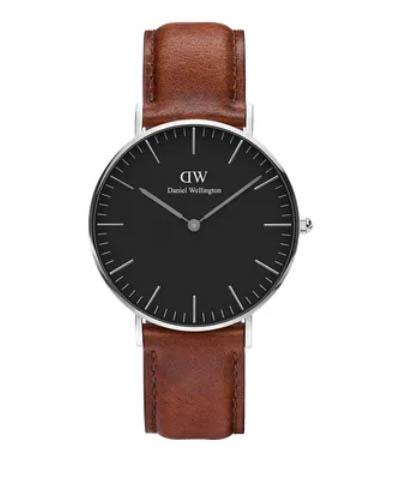 Daniel Wellington 丹尼尔 . 惠灵顿 CLASSIC BLACK ST MAWES DW00100142