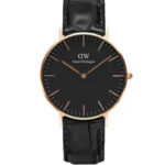 Daniel Wellington 丹尼尔 . 惠灵顿 CLASSIC BLACK READING 36MM DW00100141