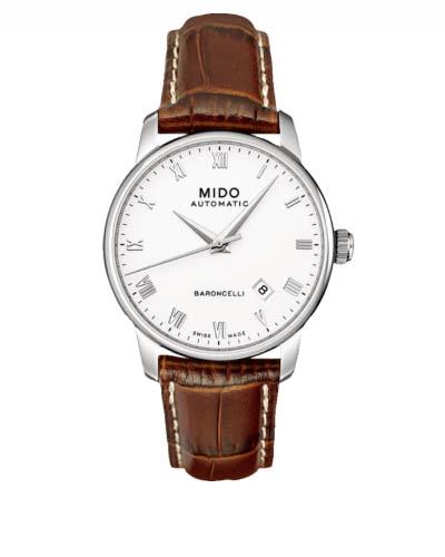 美度Mido BARONCELLI腕表 M8600.4.26.8