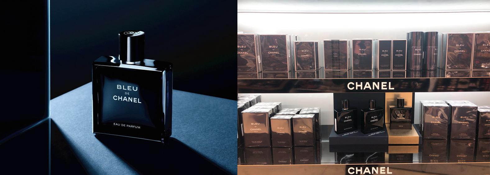 巴黎Chanel蔚蓝男士香水