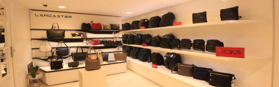 Tumi bags